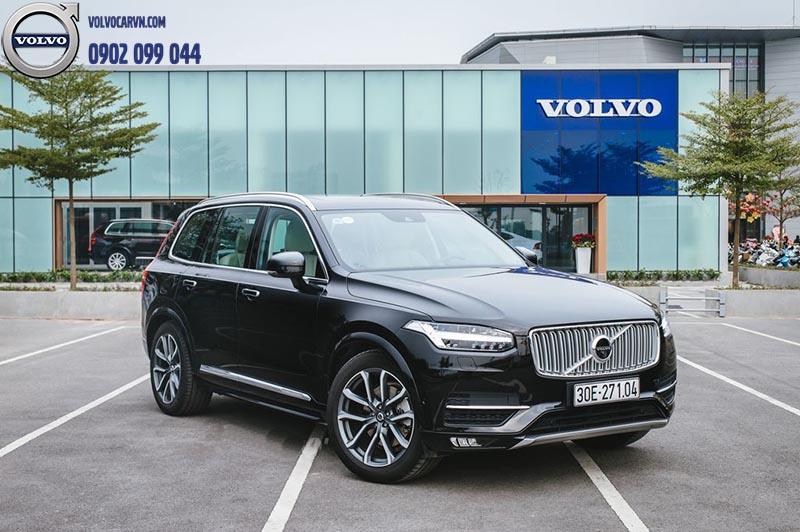 Bán xe Volvo XC90 2018 Full Option nhập khẩu chính hãng