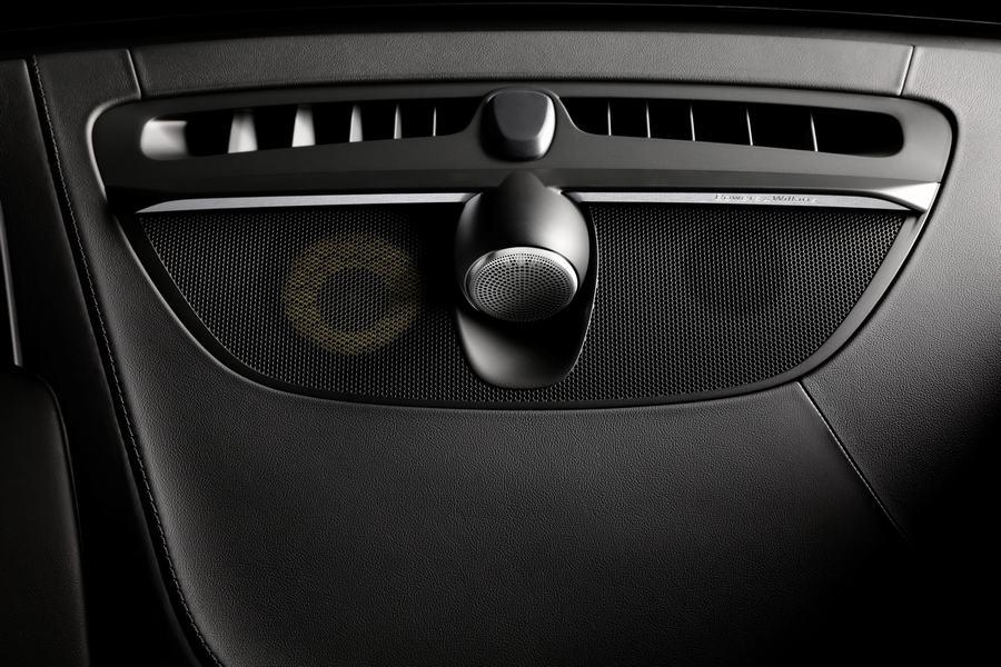 Hệ thống âm thanh xe Volvo S90 Incription