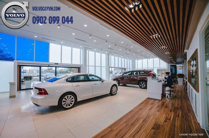 Hình 06 - Showroom Volvo Phú Mỹ Hưng