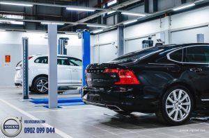 Hình 10 - Showroom Volvo Phú Mỹ Hưng