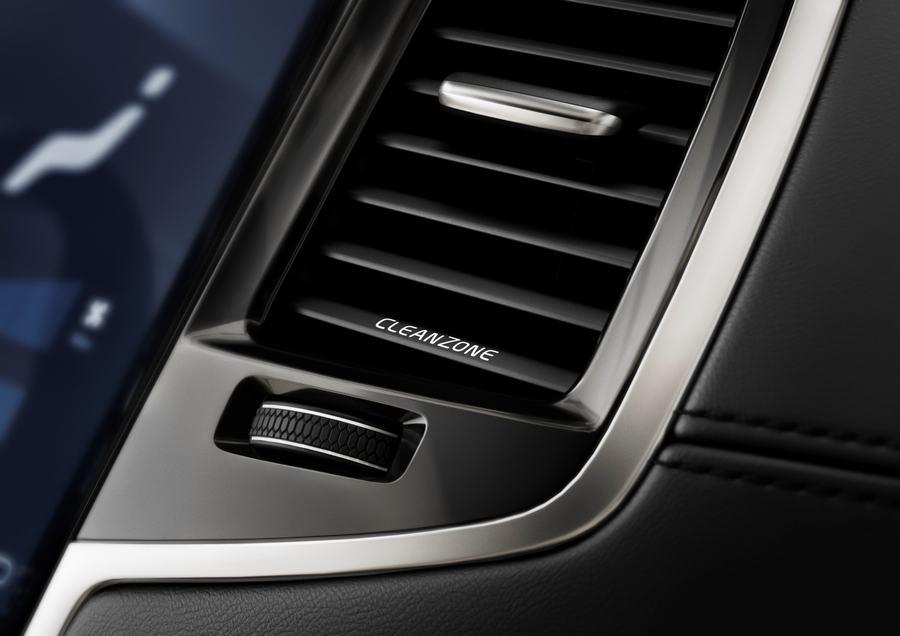 Hình 04 - Nội thất xe Volvo XC90