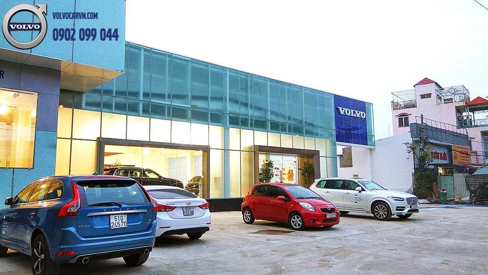 Showroom Volvo Phú Mỹ Hưng