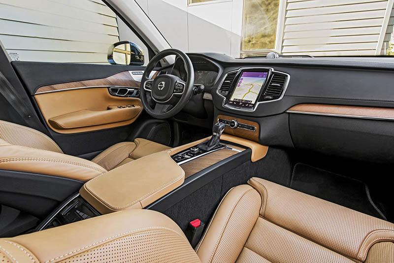 Hình 8: Nên mua Volvo Xc90 hay BMW X5