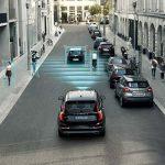 Tính năng an toàn City Safety trên xe Volvo