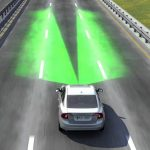 hệ thống kiểm soát làn đường trên xe Volvo XC90