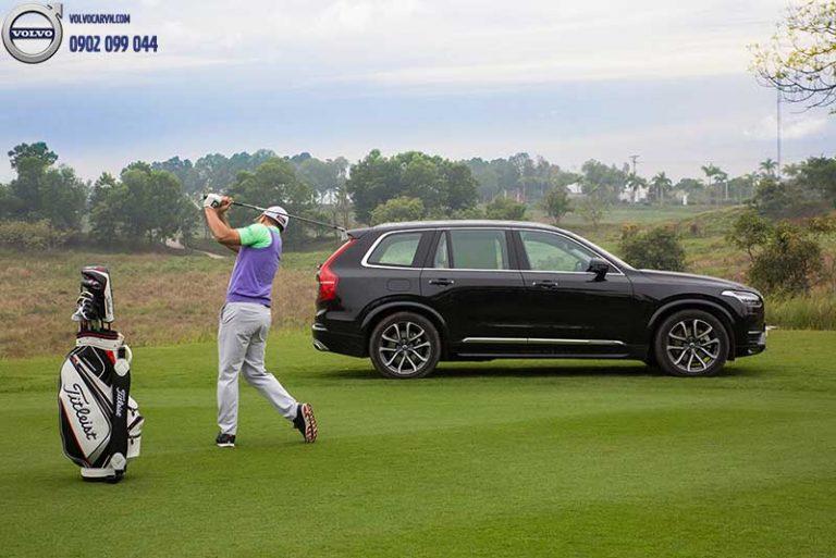 Hình 06 - Người bạn đồng hành của golf thủ