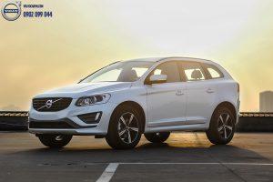 Hình 07 : Volvo XC60 - SUV bán chạy nhất châu âu