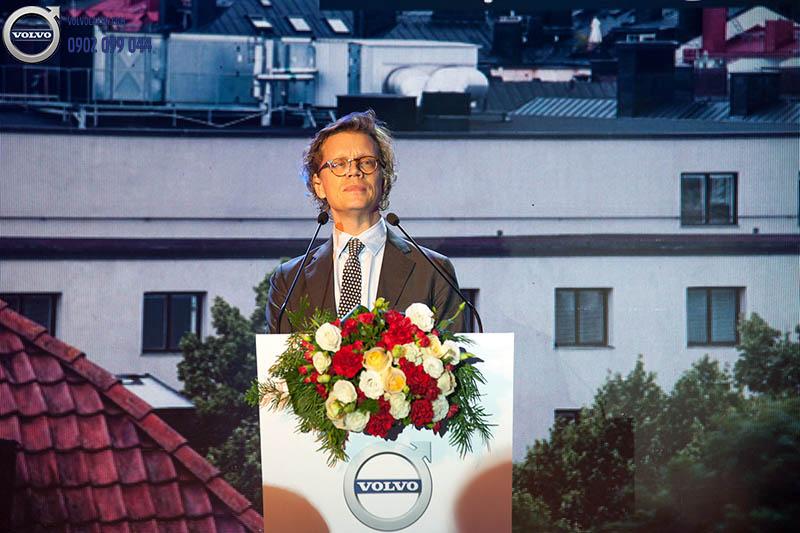 Volvo Car Hà Nội chính thức khai trương