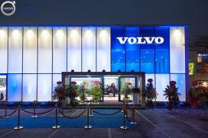 Hình 02: Volvo Car Hà Nội chính thức khai trương