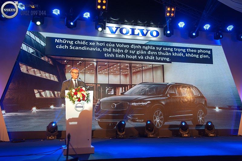 Hình 04: Volvo Car Hà Nội chính thức khai trương