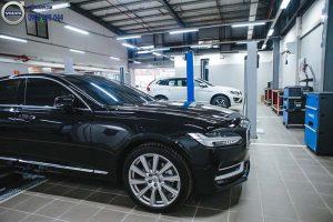 Hình 06: Volvo Car Hà Nội chính thức khai trương