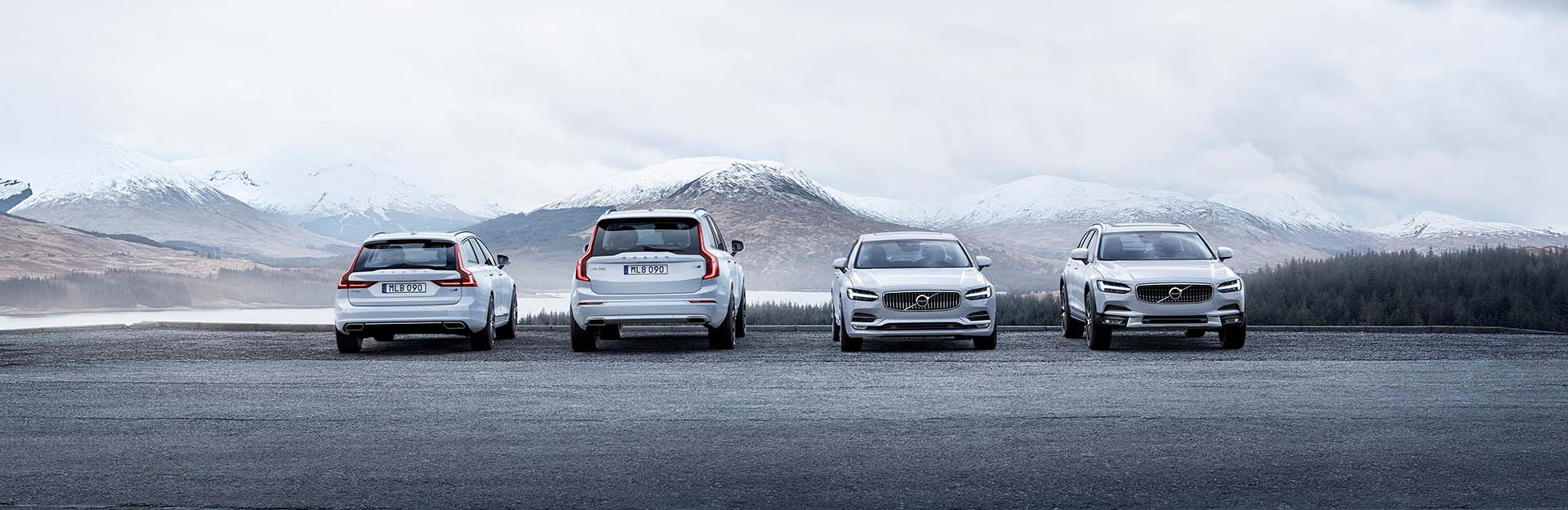 Volvo Car Collection