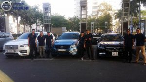 Hình 02- Volvo Sài Gòn tổ chức lái thử xe tại Bình Dương