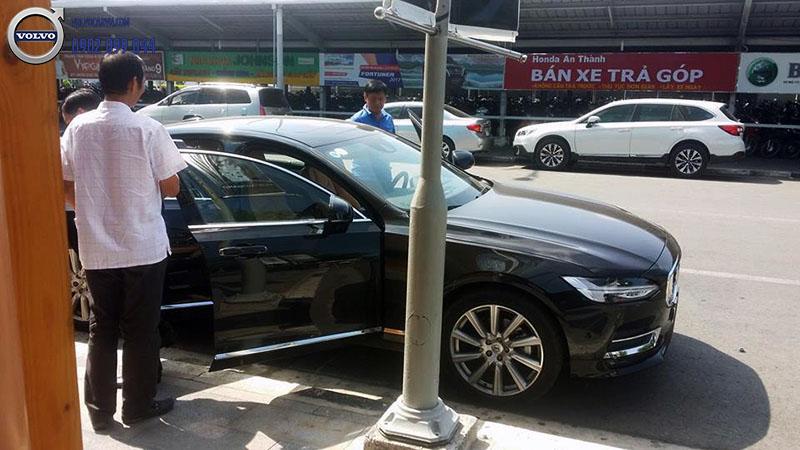 Hình 04- Volvo Sài Gòn tổ chức lái thử xe tại Bình Dương