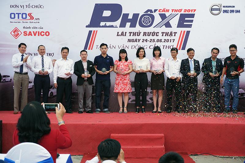 Hình 02 - Volvo Việt Nam bất ngờ xuất hiện tại phố xe Cần Thơ