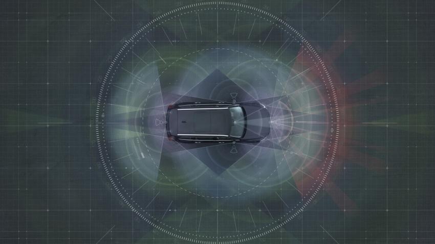 Volvo, Autoliv và Nvidia hợp tác sản xuất xe tự lái