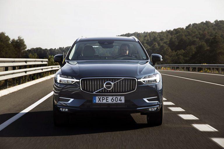 Hình 03 - Giá xe Volvo XC60 2018