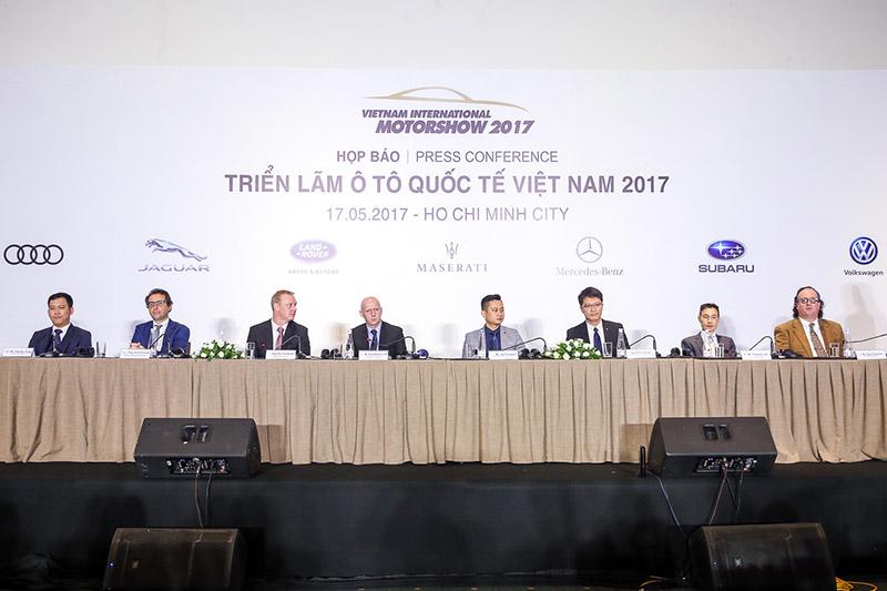 Hình 06- Volvo Việt Nam tham dự motorshow 2017