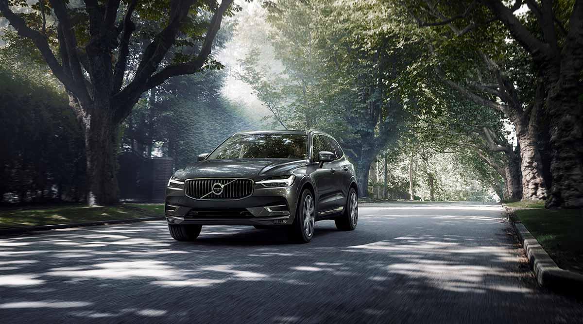 Hình 03: Volvo XC60 hoàn toàn mới