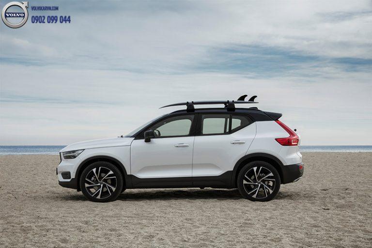 hình 02 - Giá xe Volvo XC40 2018