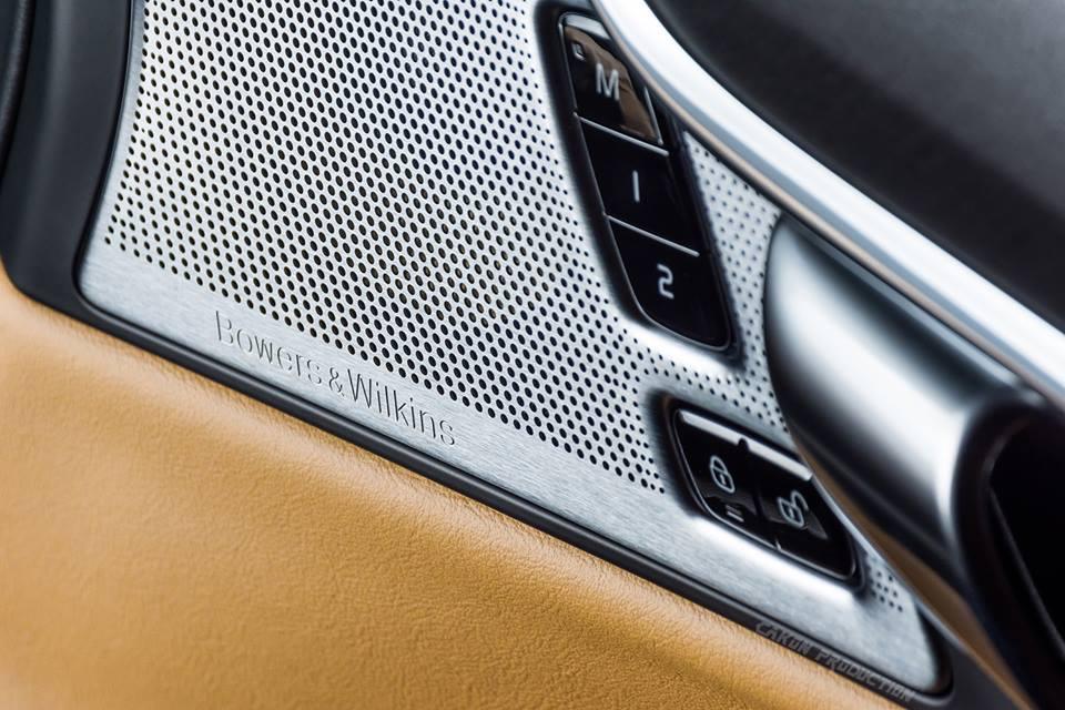Nội thất xe Volvo V90 2018