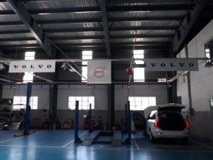 Hình 04 - Volvo đà nẵng mobile showroom
