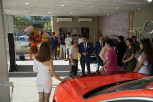 Hình 15 - Volvo đà nẵng mobile showroom