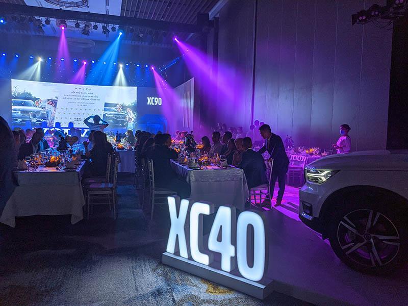 Buổi lễ quyên góp cho Quỹ từ thiện Volvo