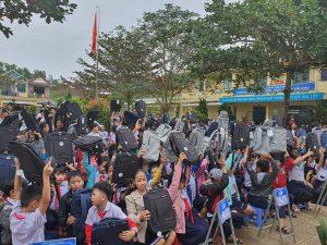 Volvo Việt Nam làm từ thiện tại Đà Nẵng